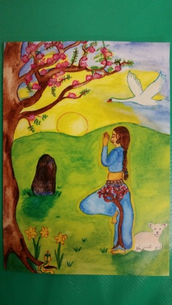 Moon Maiden Cards